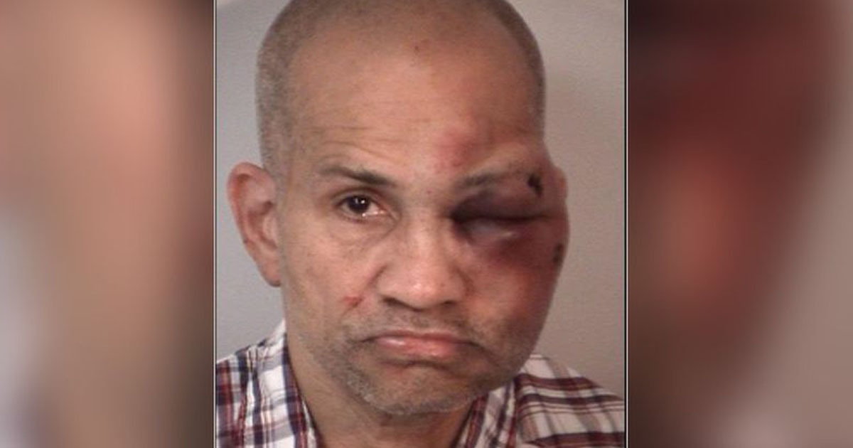 Dad Beats Pervert Found Naked In Kids' Room To A Pulp