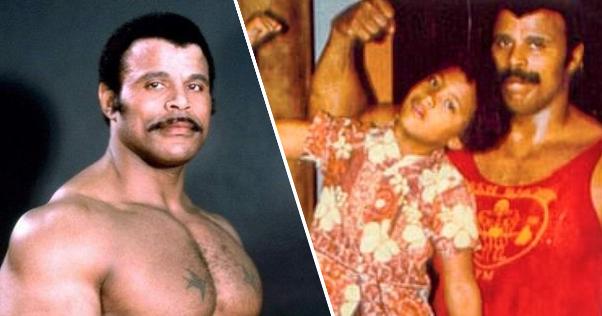 Rocky Johnson, The Rock's father, dies