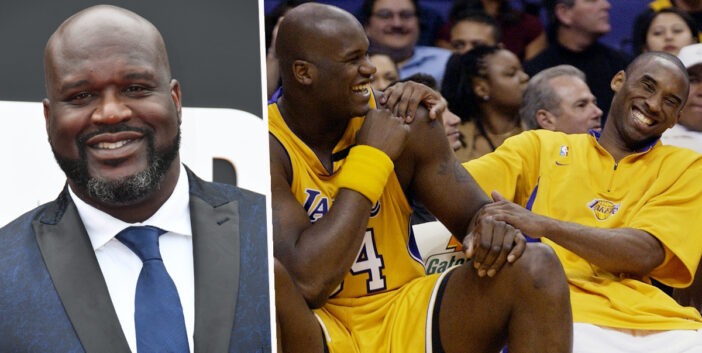 Shaquille O'Neal Says He's 'Not Doing Well' After Kobe Bryant's Death