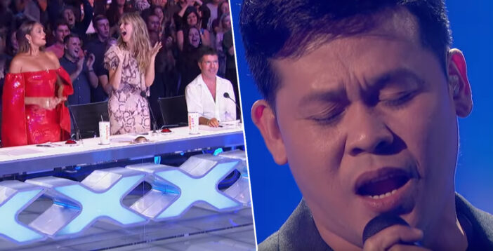 'Totally Unique' Filipino Singer Earns Standing Ovation At America's Got Talent: The Champions