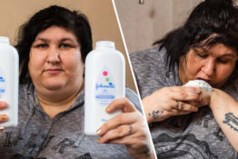 Mum With Addiction To Eating Talcum Powder Spends £8k On Craving
