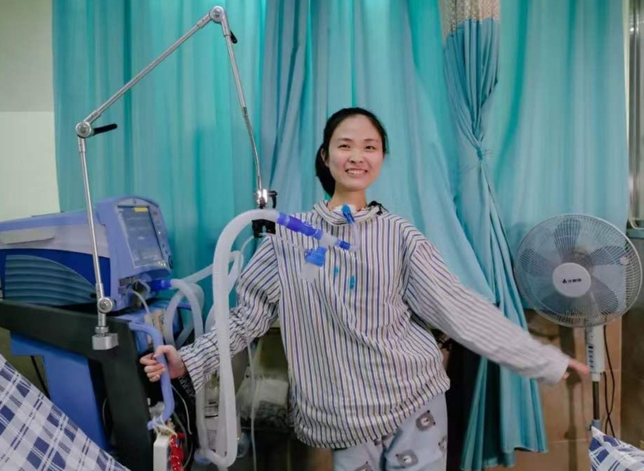 Woman With Rare Disease Has Lived In The ICU For 11 Years
