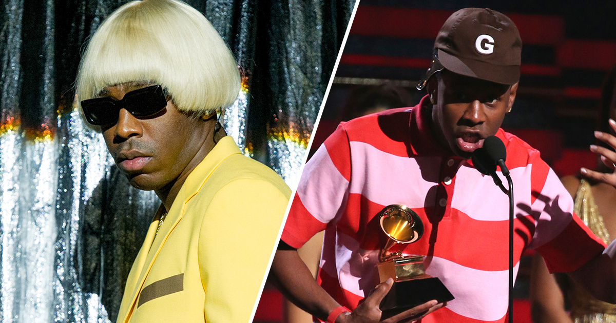 Tyler, The Creator Calls Out The Grammys On Their Racism