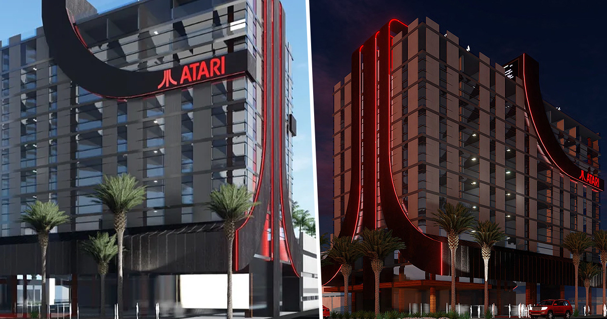 Atari Is Building Gaming-Themed Hotels In America