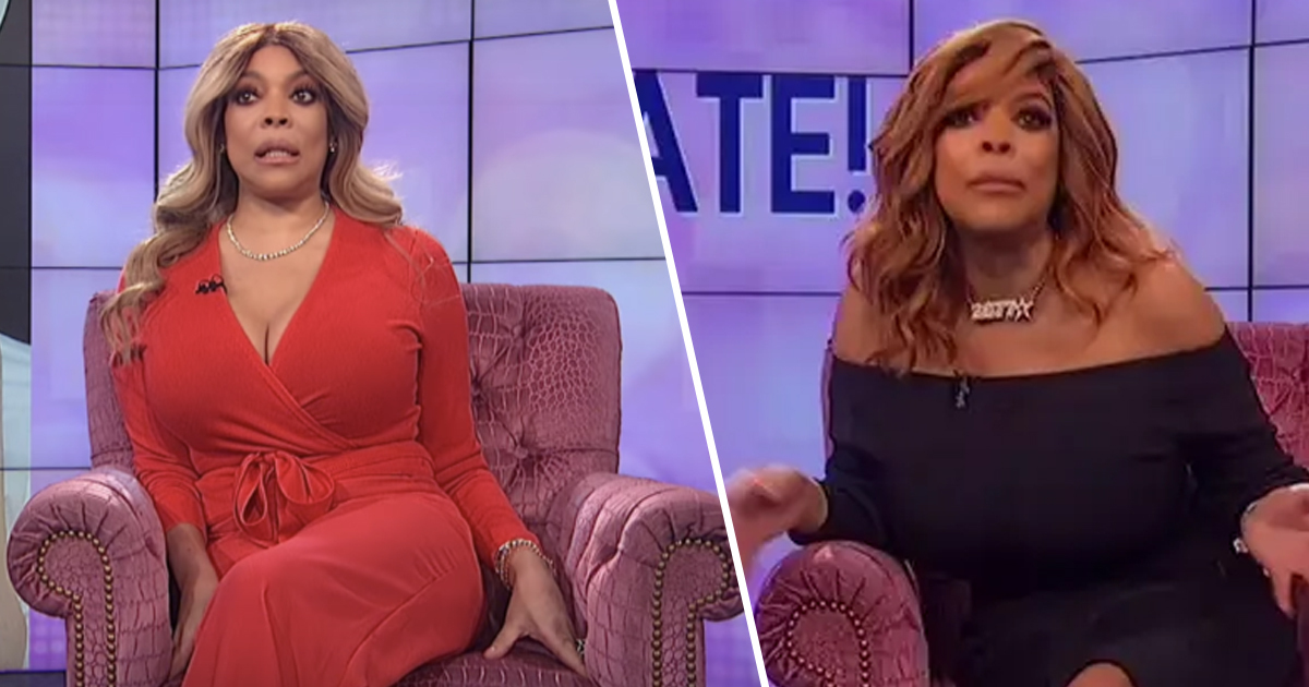 Wendy Williams Confirms Farts Are Always Funny After 'Fartgate' Clip