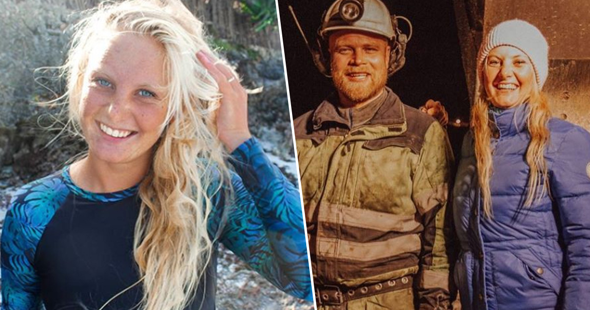 Tourist uses Tinder to find man to save her after getting stuck on mountain