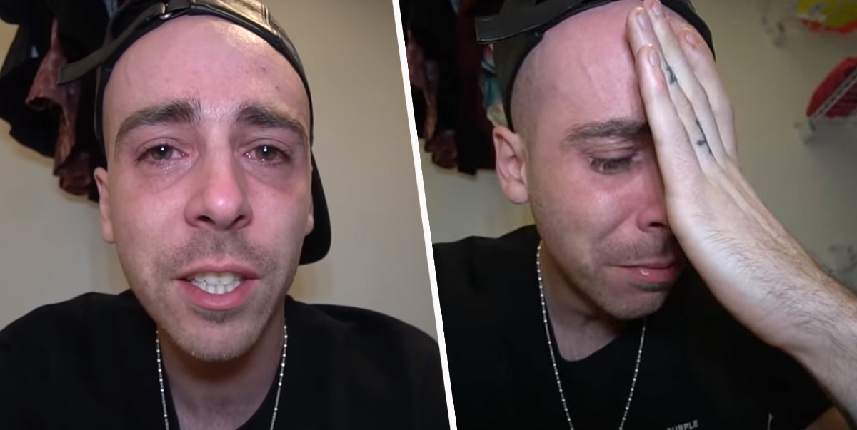 YouTuber Sobs As He Confesses To Faking Girlfriend's Death To Get Subscribers