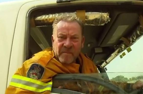 Aussie Firefighter Who Told PM To 'Get F*cked' Claims He's Been Sacked