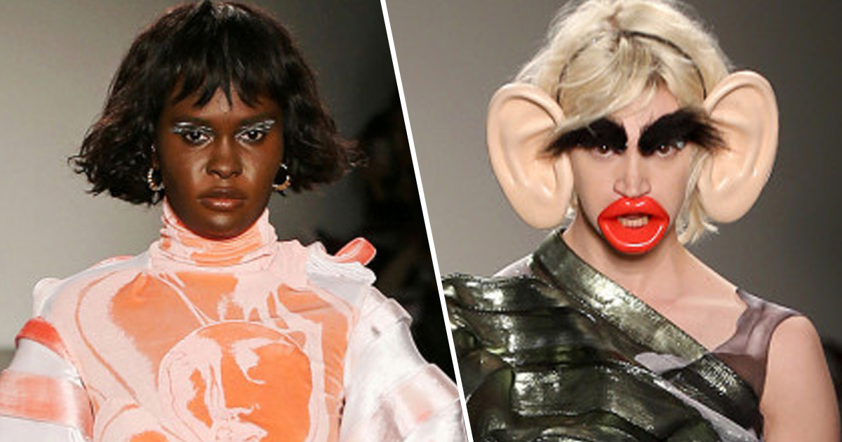 Fashion Institute of Technology Apologises For Hosting 'Racist' Fashion Show With Monkey Ears And Lips