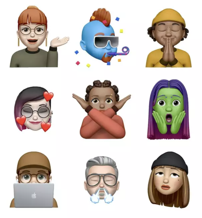 Apple Is Finally Releasing An Eye Roll Animoji And Eight Others