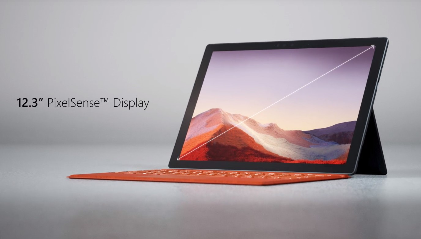 Review: Microsoft Surface Pro 7
