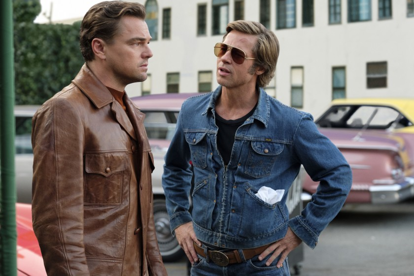Brad Pitt Once Upon a Time in Hollywood 2
