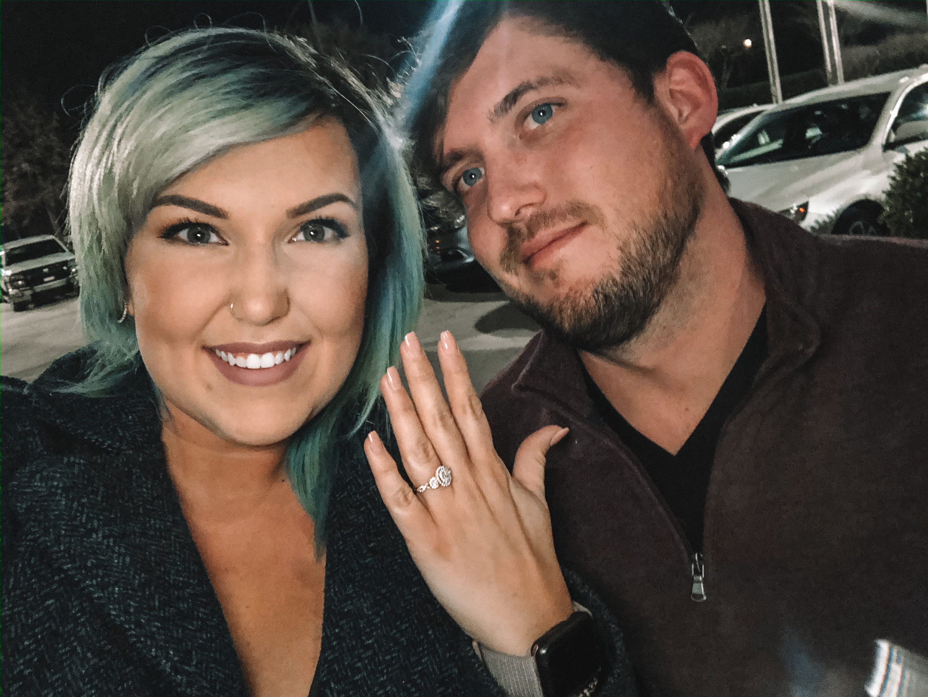 Couple who faked engagement get engaged for real