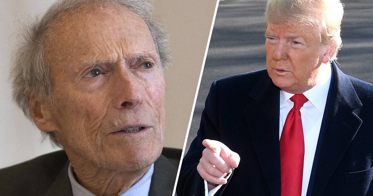 Clint Eastwood Trump