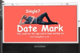 Guy rents billboard to try and find love