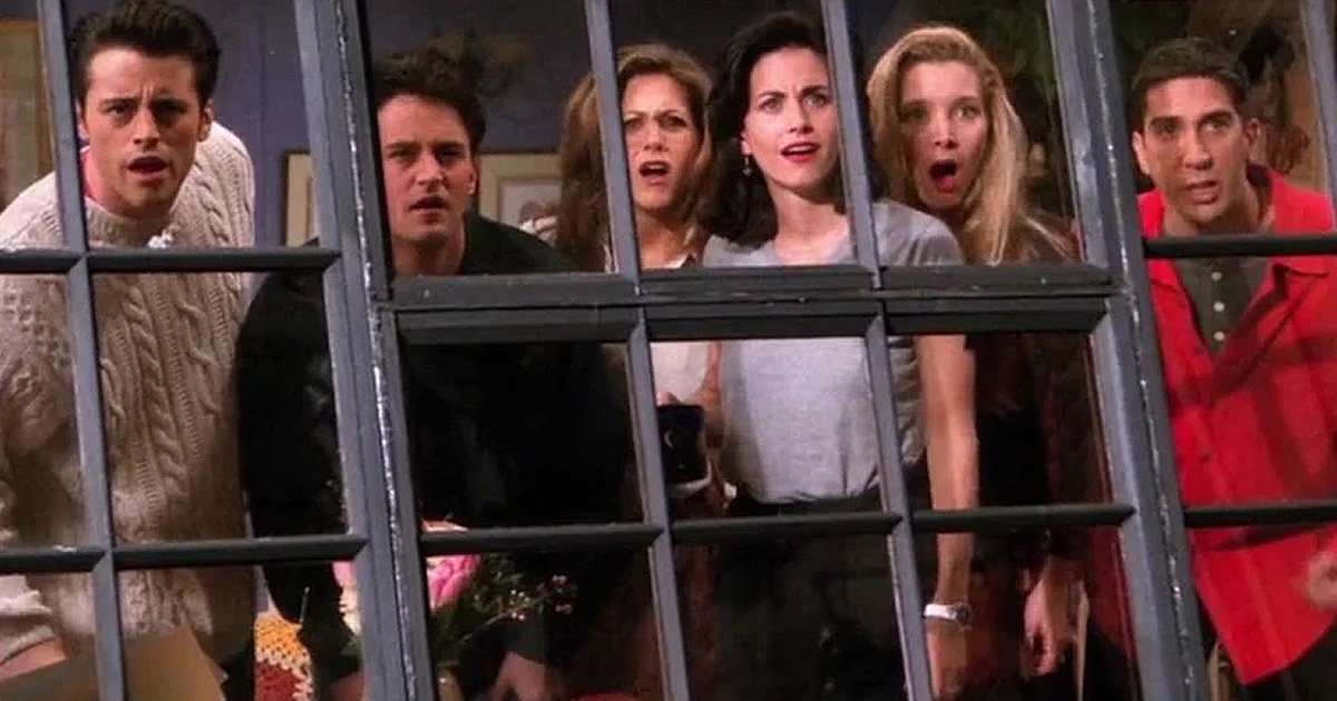 Friends Reunion Special Thumbnail 2