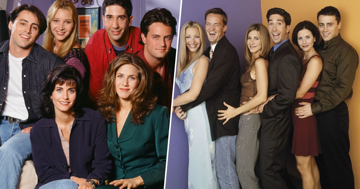 Friends Reunion Special Officially Happening