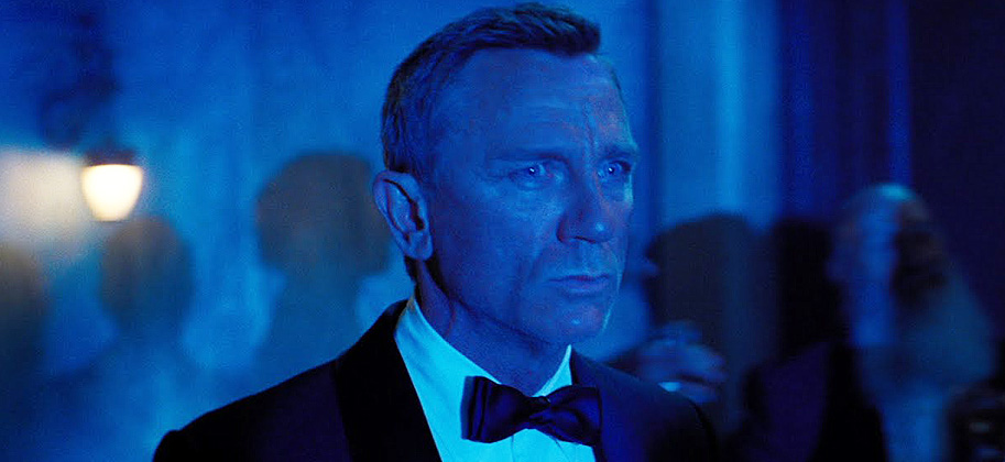 James Bond No Time To Die 2