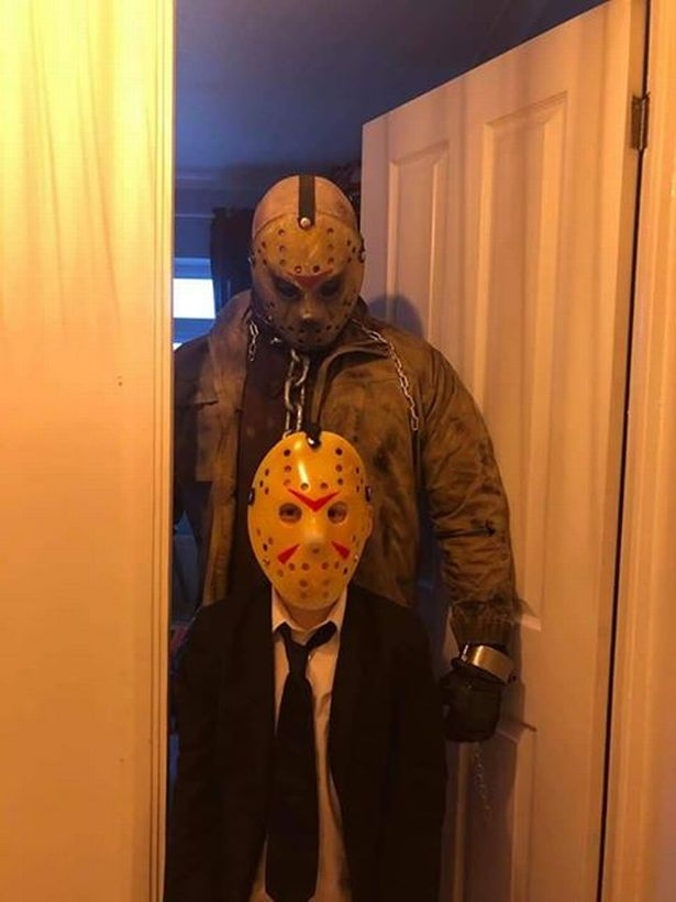Jason Voorhees Plymouth Young Boy