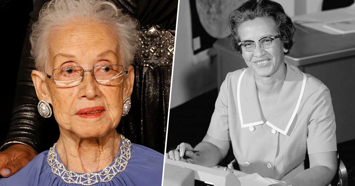 Katherine Johnson The Mathematician Who Helped NASA Put A Man In Space Dies Aged 101
