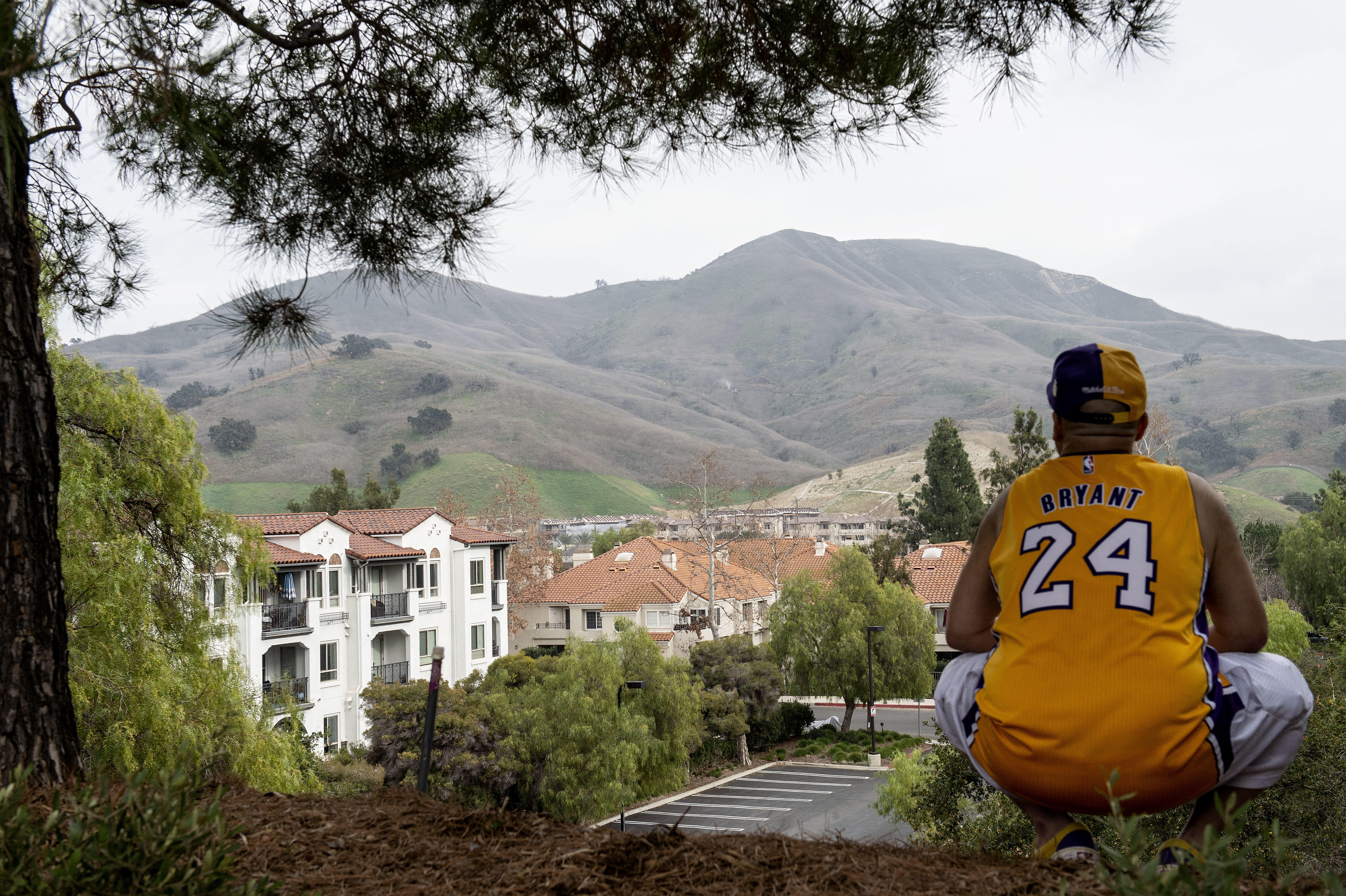 Former NBA Star Kobe Bryant Died On A Helicopter Crash