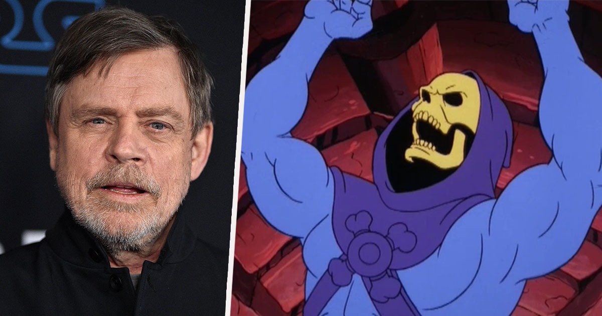 Mark Hamill Voicing Skeletor In Netflix's New He-Man Animated Series