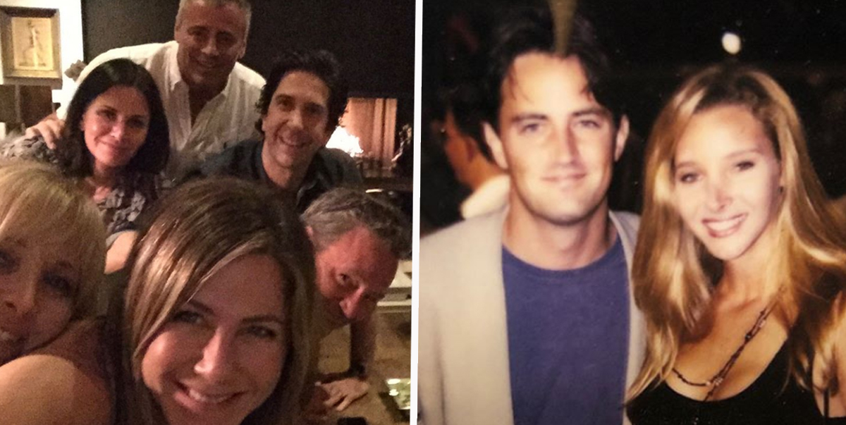 Matthew Perry Has Officially Joined Instagram