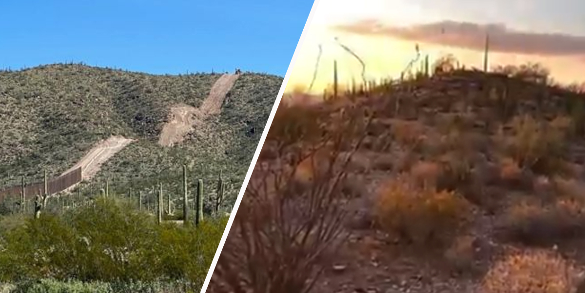 Native Burial Sites Blown Up To Make Room For Trump's Border Wall