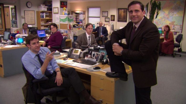 The Office Jim and Michael