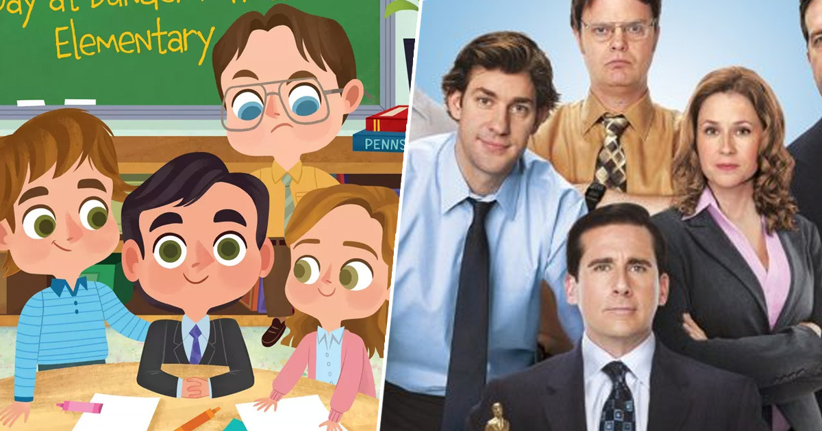 New Children's Book Based On The Office Announced