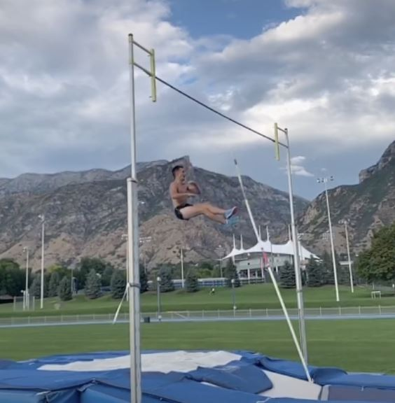 College Athlete Rips His Testicles As He Attempts Pole Vault On TikTok