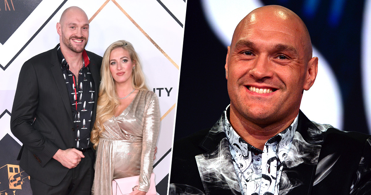 Tyson Fury Says 'Licking P*ssy' Will Help Him Beat Deontay Wilder In Rematch