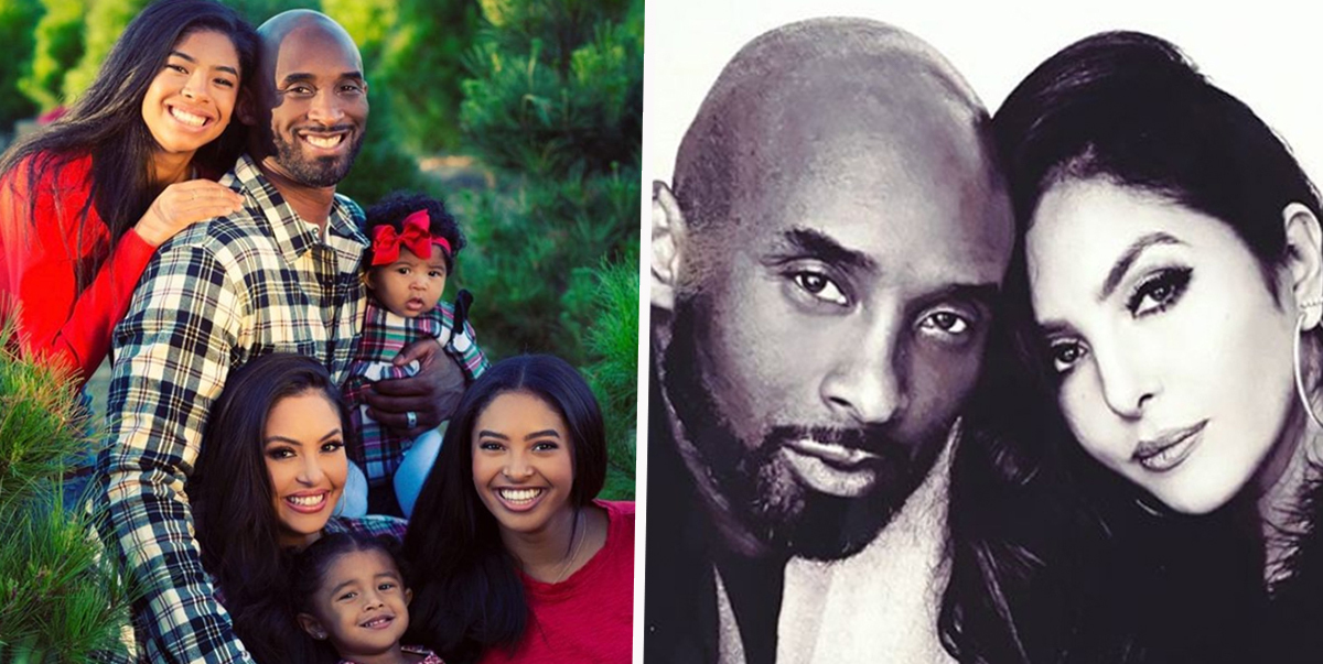 Vanessa Bryant Pays Tribute To Kobe Bryant In Touching Throwback Post