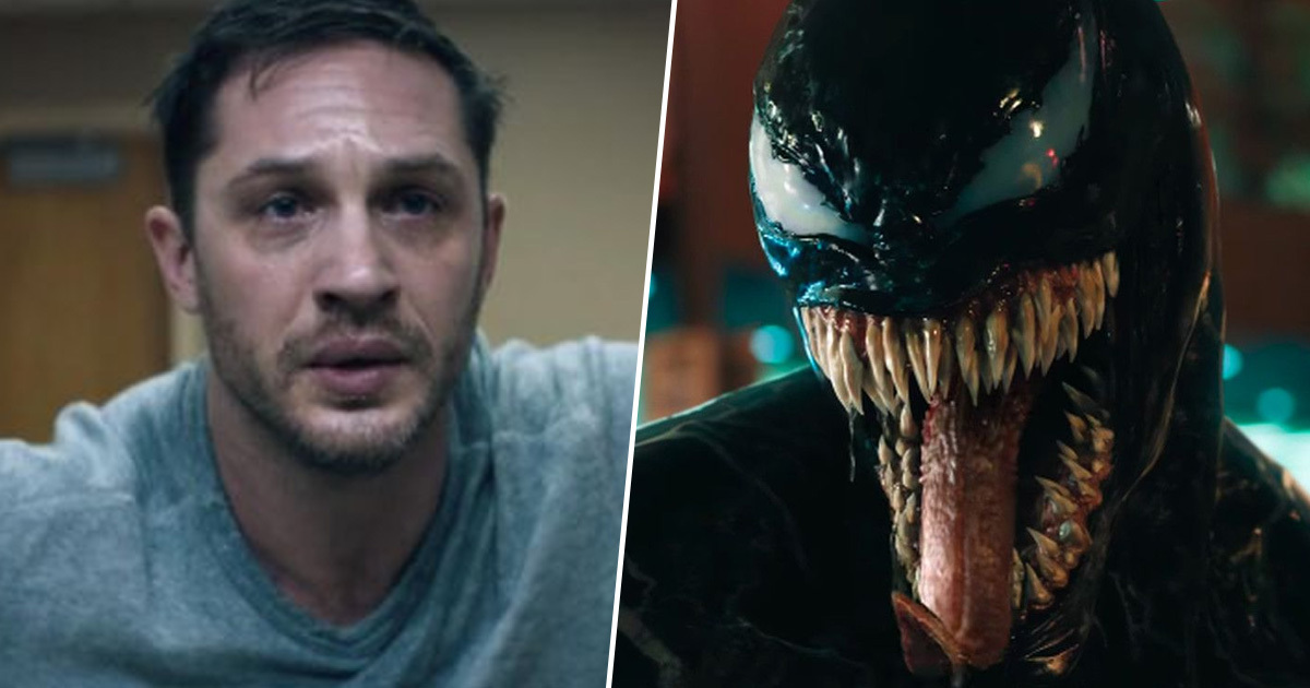 Tom Hardy Confirms Venom 2 Has Wrapped Filming In Deleted Instagram Post Unilad