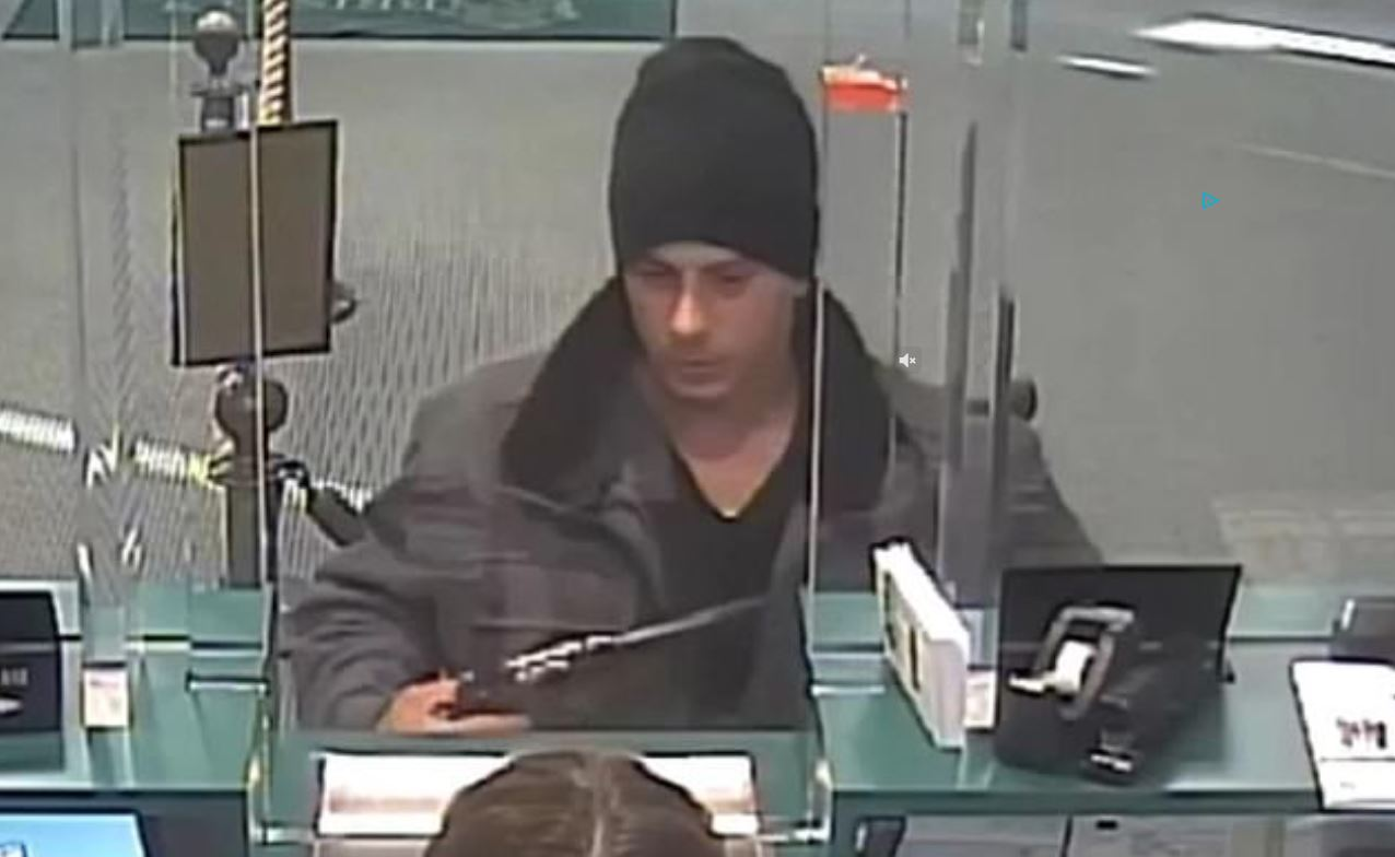 Woman Unwittingly Becomes Getaway Driver For Bank Robber On First Date