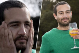 Man Who Drinks His Own Urine And Rubs It Into His Face As Moisturiser
