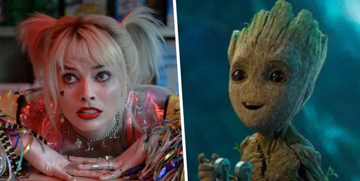 Guardians of the Galaxy Director James Gunn Would Love To Make Harley Quinn And Groot Movie