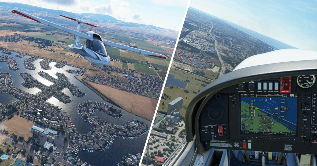 Microsoft Flight Simulator 2020 Will Feature Every Airport On Earth