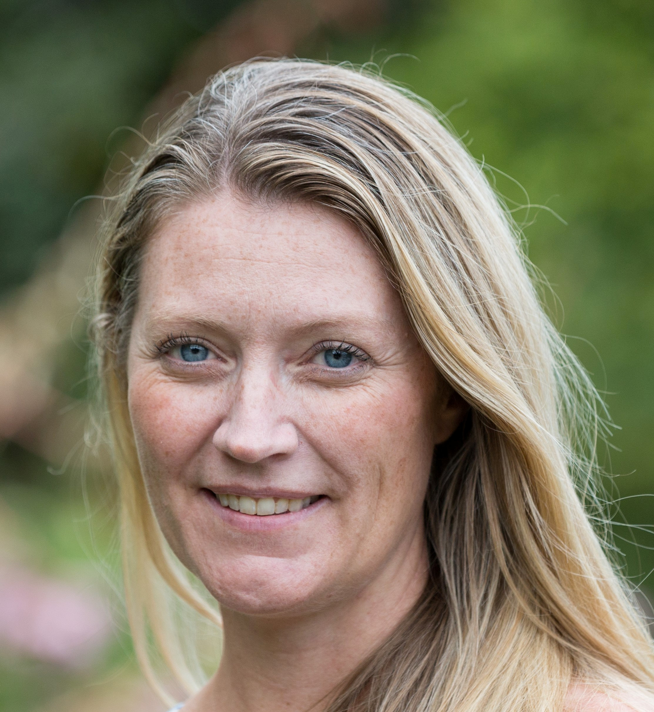Dr Gráinne McCabe, Head of Conservation and Field Science at Bristol Zoological Society