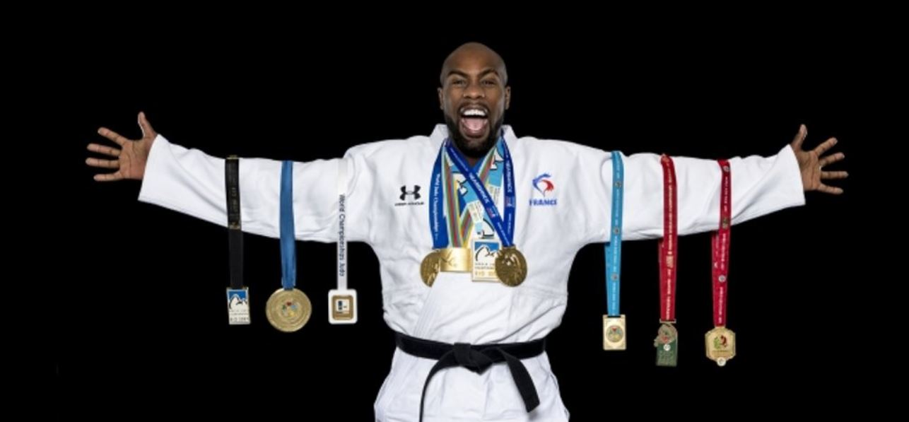 Judo champion defeated for first time in 10 years