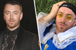 Sam Smith fears they'll be mis-gendered forever