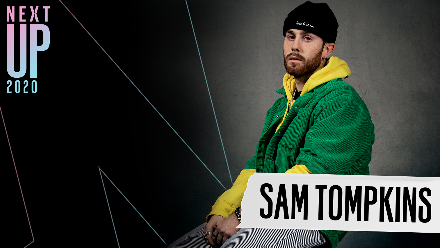 Next Up 2020: Sam Tompkins