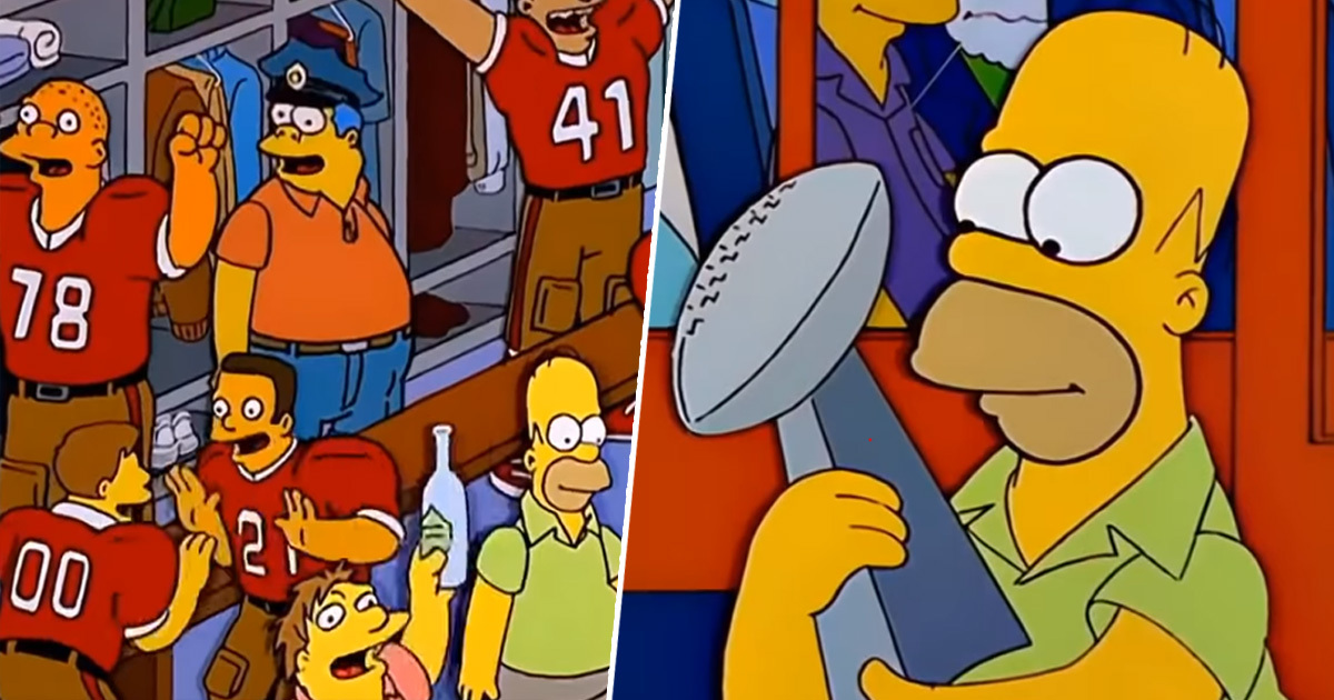 The Simpsons Incorrectly Predicts San Francisco 49ers Won The Super Bowl In Miami