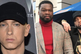 Eminem Admits He's A 'Guest In the House Of Hip Hop