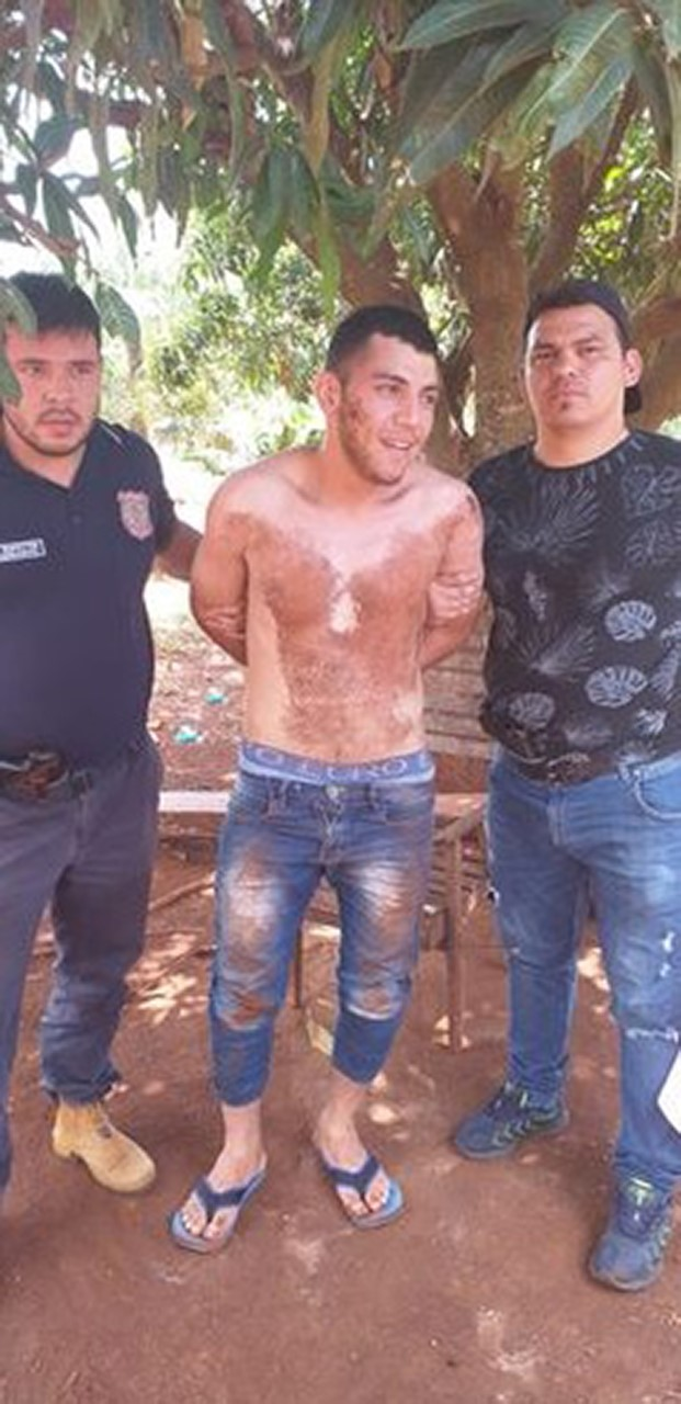 Prison Guards Caught Helping Members Of Brazil's Largest Gang Escape By Tunnel