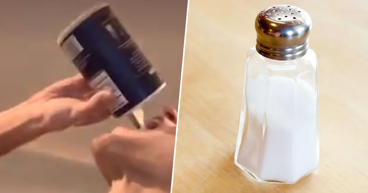 TikTok Challenge Dares Kids To Pour Salt Down their Throats
