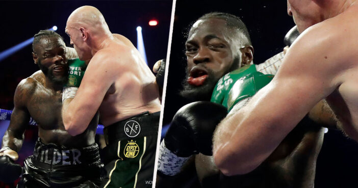 Deontay Wilder Has A New Conspiracy Theory About Why He Lost