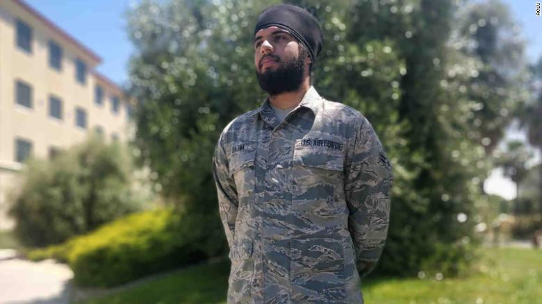 US Air Force Updates Dress Code Policy To Include Turbans, Beards And Hijabs