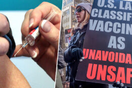 Anti-Vaxxers Leaving California Are Calling Themselves Refugees