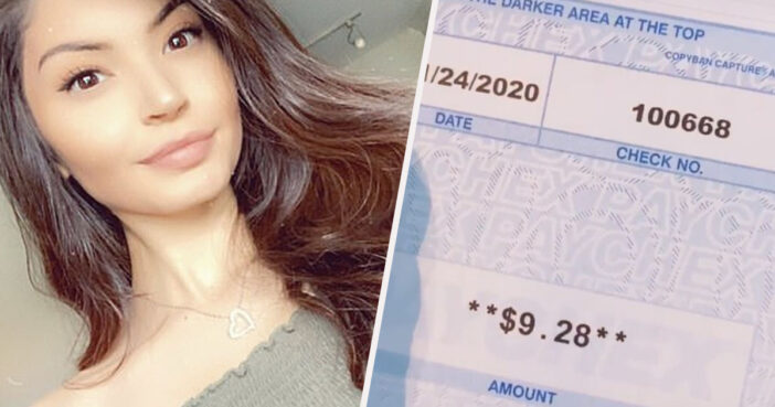Texas Mum Explains How She Earned $9.28 After Working 70 Hours As Bartender